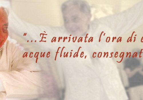 Vivencia per il 95° compleanno di Rolando Toro Araneda – Biodanza SRTA