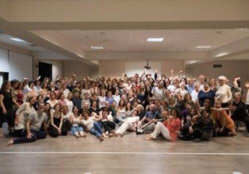 Vivencia per il 94° compleanno di Rolando Toro Araneda – Biodanza SRTA